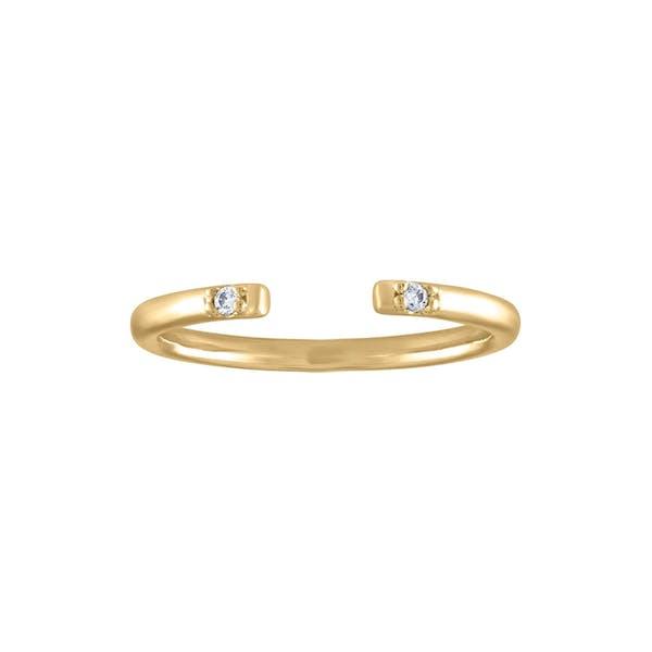 Anja Ring in Gold
