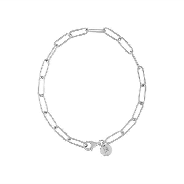 Boyfriend Bracelet in Sterling Silver