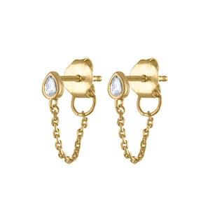 Colette Chain Earrings