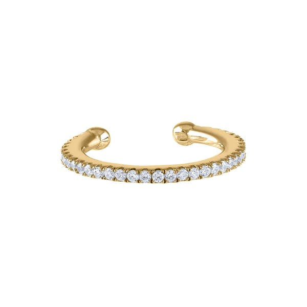 Eternity Arc Ear Cuff (16mm)