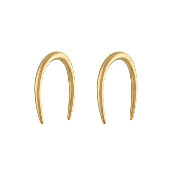 Whisper Open Hoop Earrings