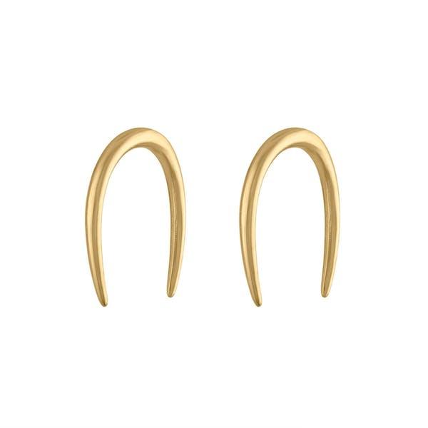 Whisper Open Hoop Earrings