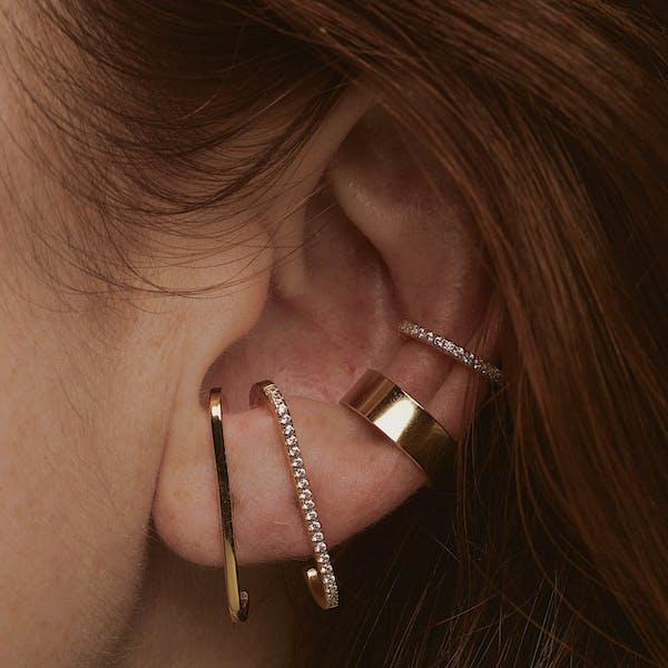 Architect Ear Cuff