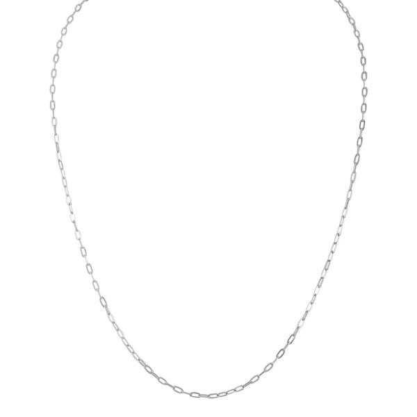 Boyfriend Necklace in Sterling Silver