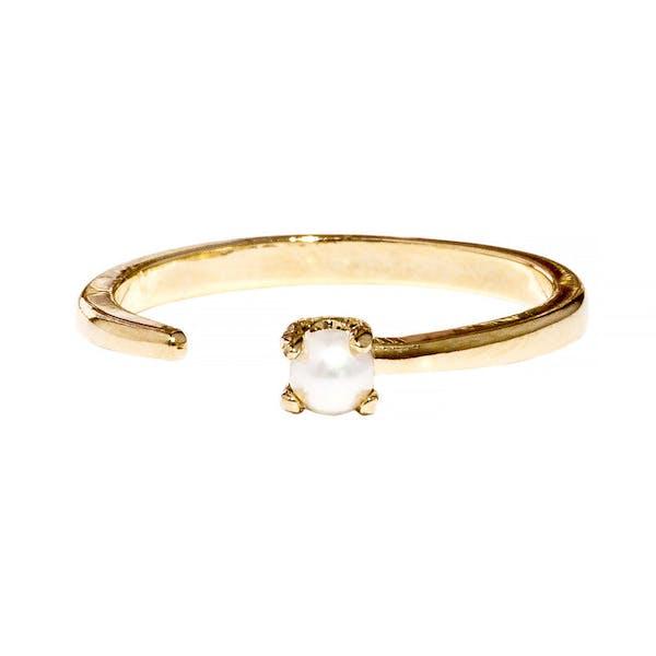Cassie Ring in Gold