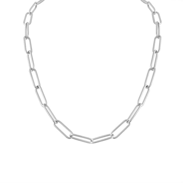 Explorer Necklace in Silver