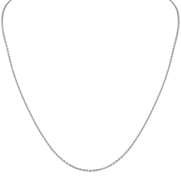 Goddess Necklace in Sterling Silver