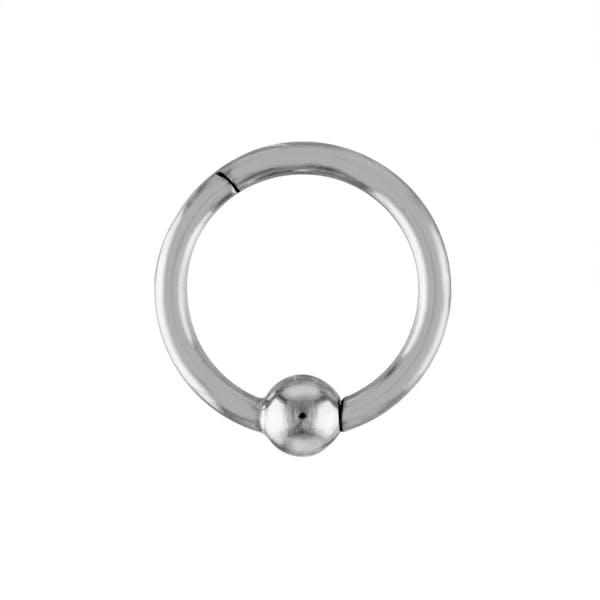 Orbital Cartilage Hoop in Silver