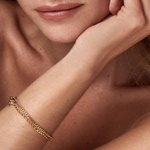 Rebel Bracelet on model